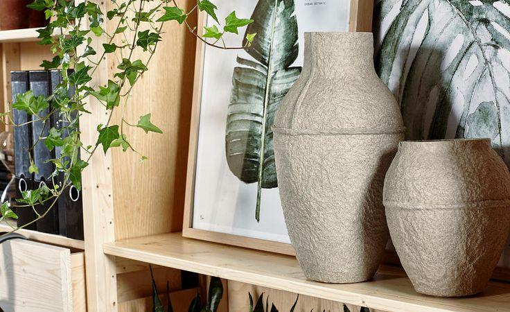 buroflip | Styling Lundia Original | urban green | mydeernl | papervase