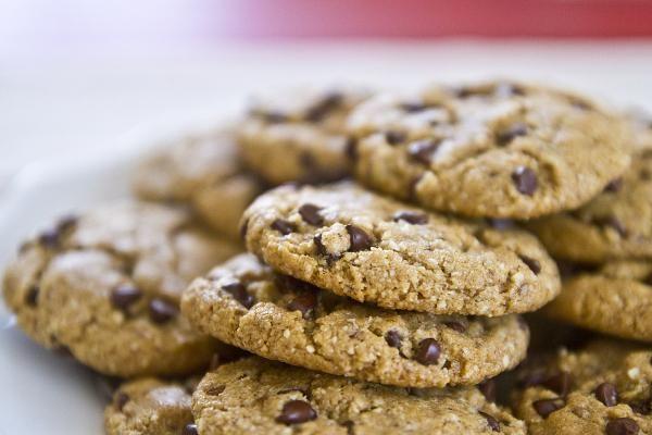 Pumpkin/Sunflower Seed Cacoa Chip Cookies (Gluten, Dairy, Soy Free; vegan)