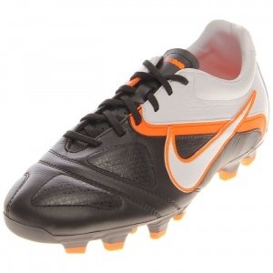 SALE - Mens Nike CTR360 Libretto II Soccer Cleats Black Leather - Was $60.00 - SAVE $11.00. BUY Now - ONLY $48.99