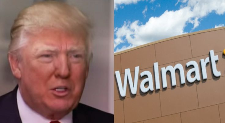 Doug McMillon, the CEO of the powerfulAmericanmultinationalretailingcorporation known as Walmart, has officially denounced President Trump on their website home page. McMillon's posted message claims ...