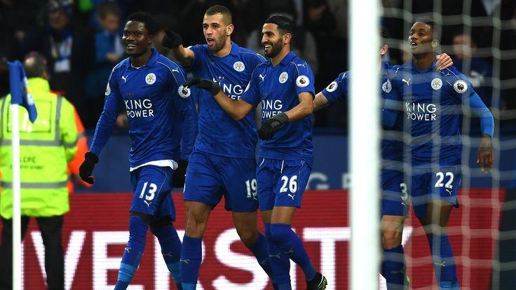 Leicester 1-0 West Ham