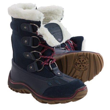 Pajar Alina Snow Boots - Waterproof (For Women) in Black