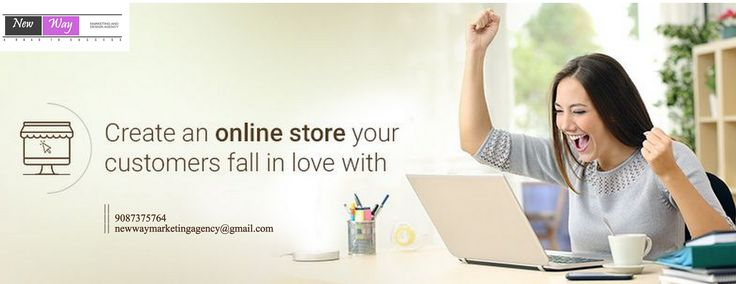 Create an online store that your customers fall in love with.  #ecommerce #webdesign #onlinestore