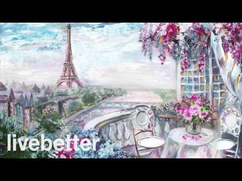 MUSICA ROMANTICA DE FRANCIA, LA BELLE FRANCE, INSTRUMENTAL - YouTube