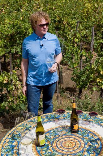 Il vino di Mick Hucknall