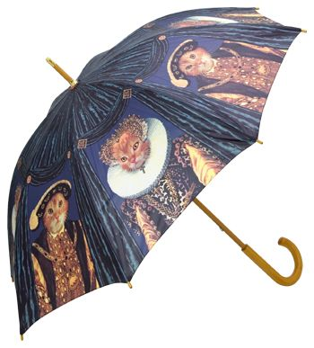 This is pretty much the greatest umbrella ever made. I need it in my life.