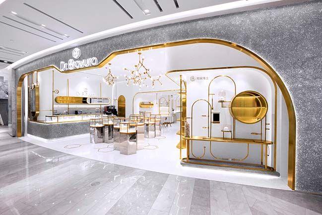 interior design jewelry store