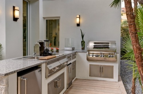 2012 New American Home - contemporary - patio - Phil Kean Designs