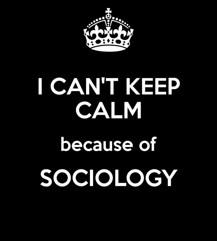 Haha. This is exactly how I feel. At times my sociology classes can be extremely heartbreaking. It makes you face truths about society you may have not wanted to know about.