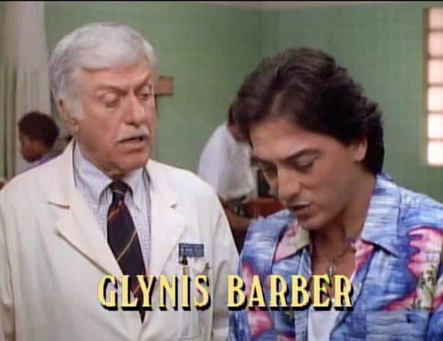 Zebradelic: Glynis Barber on Diagnosis Murder
