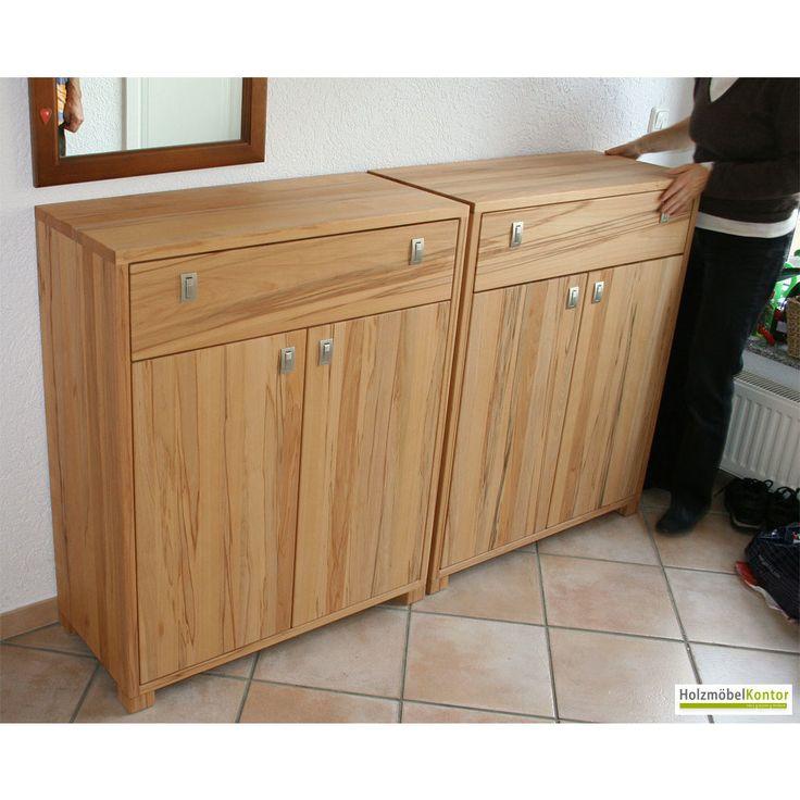 Schuhschrank Massiv Decor Storage Furniture