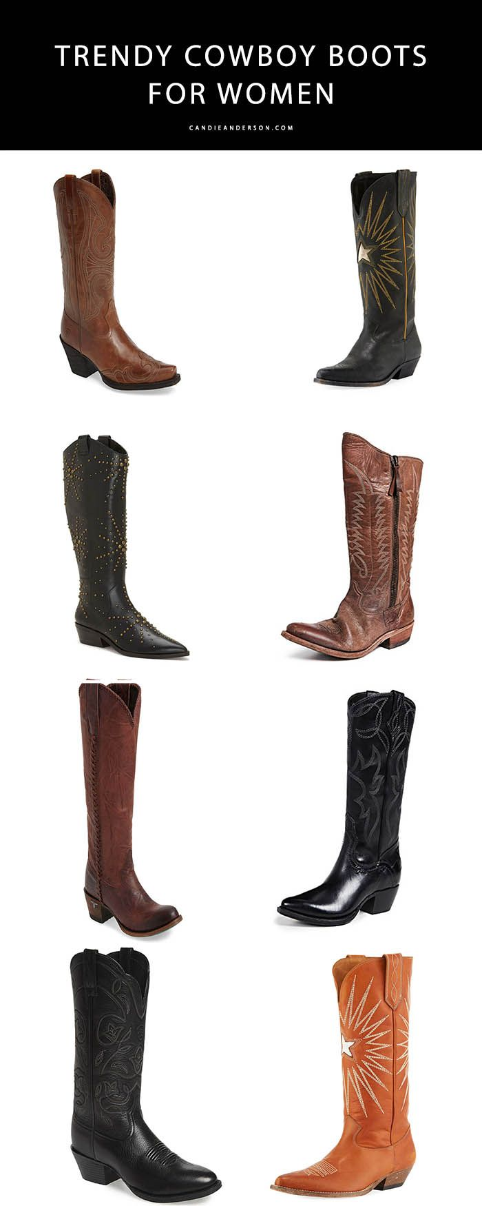 Boots, Womens boots, Cowboy boots