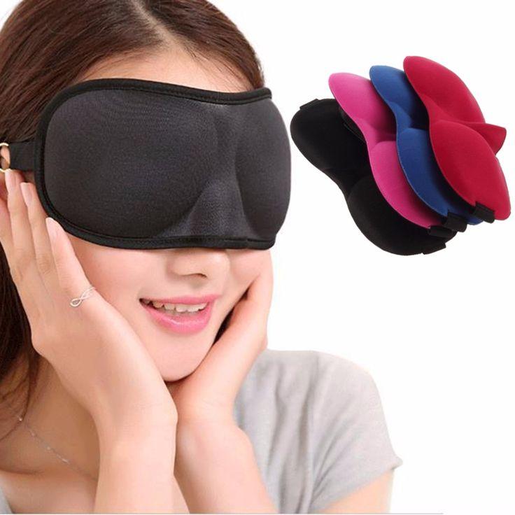 الأزياء 3d الإسفنج اييشادي النوم العين قناع غطاء معصوب العينين eyepatch ل الرعاية الصحية لحماية ضوء