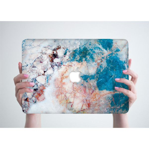 Blue Marble Macbook Pro 13 Hard Case Pro Retina 12 Case Macbook Air 11... ($50) ❤ liked on Polyvore featuring accessories, tech accessories, macbook pro laptop case, laptop sleeve cases, macbook laptop case, hard shell laptop case and laptop hard case
