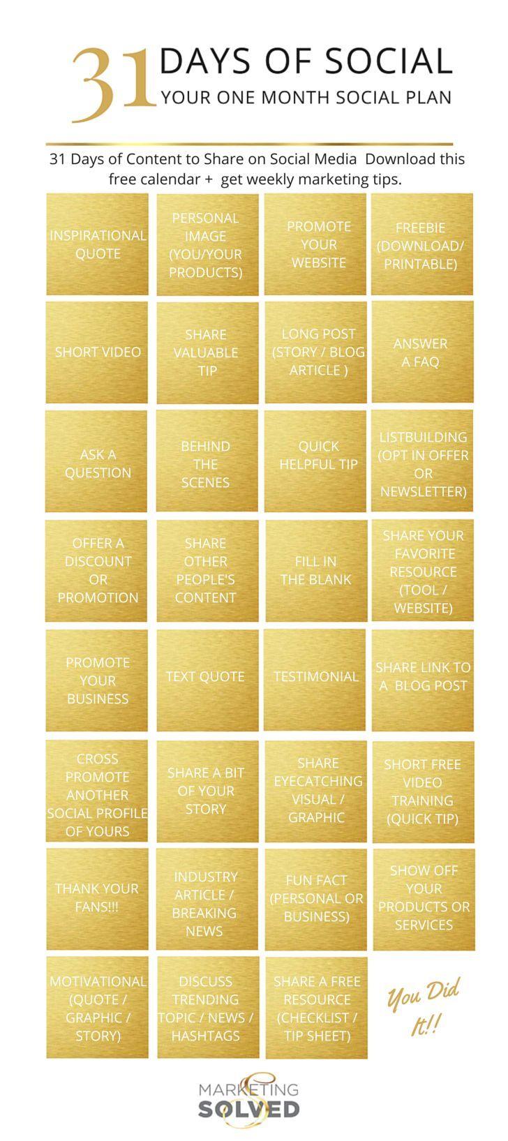 699 best Social Media Marketing Strategies images on Pinterest ...
