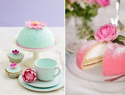 traditional swedish wedding cake recipe swedish princess cakes or dome cakes via 21161
