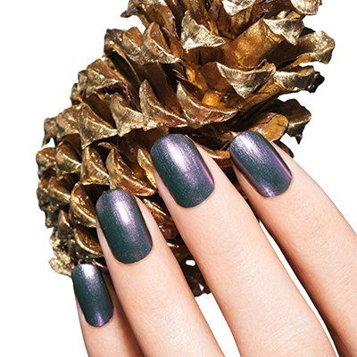 for the twill of it by essie - you can have it all. pine after this multi-dimensional maple hue.