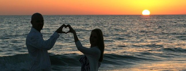 Great sunsets! St. Petersburg/ Madeira Beach KOA Florida