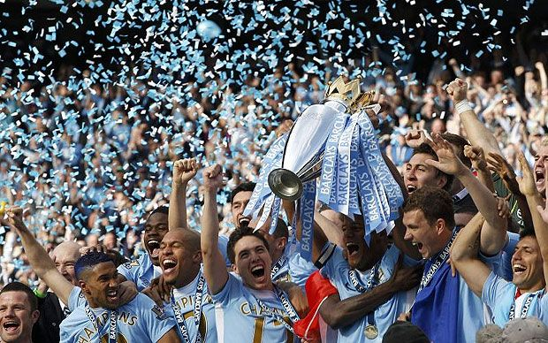 Nissan to sponsor Manchester City FC!