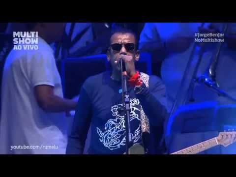 Jorge Ben Jor João Rock 2014 Full Show HD - YouTube