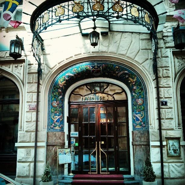 Prague Hotel Paris