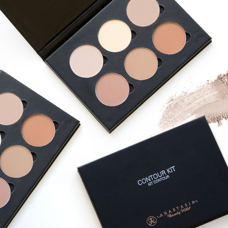 The Anastasia Beverly Hills Contour Kit is back in stock! #makeup #contour #beauty