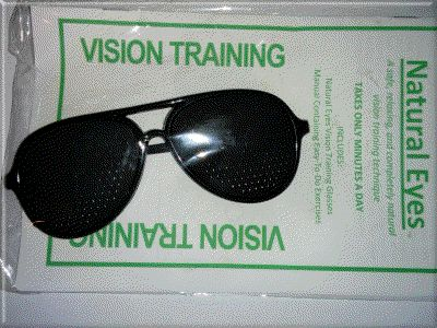 The Natural Eyes Vision Training Kit may be new to many, however, it's roots goes back in history where the same principles were used with success