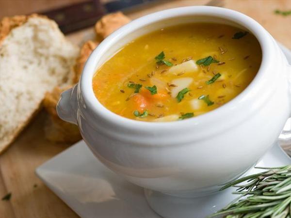 Sebze çorbası Tarifi #sebzecorbasitarifi
