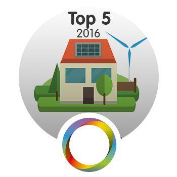 Top 5 des travaux de rénovation énergétique pour 2016 en France (Cozynergy)