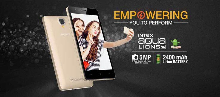 Intex Aqua Lions 2 Smartphone Review - Day-Technology.com