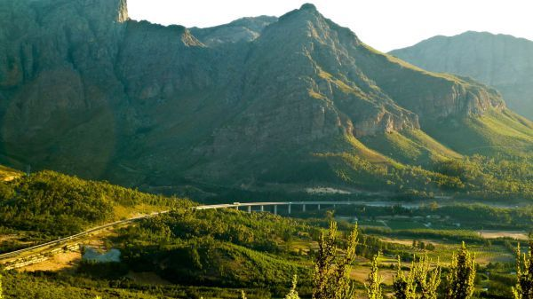 Hiking Trails Limiet Berge Paarl
