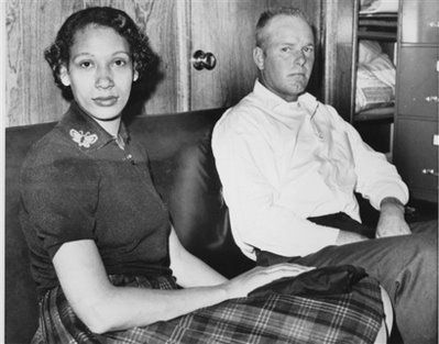 Mildred and Richard Loving were an interracial couple who took their basic human rights to court to challenge Virginia's primeval marriage laws.