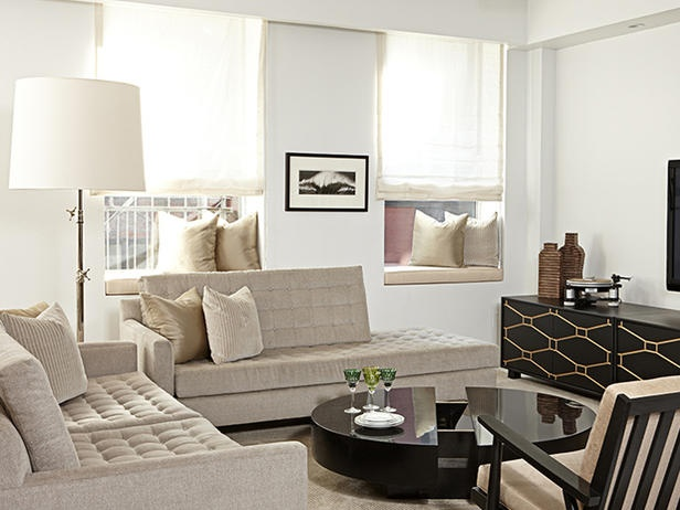Neutral Living Room Pinterest