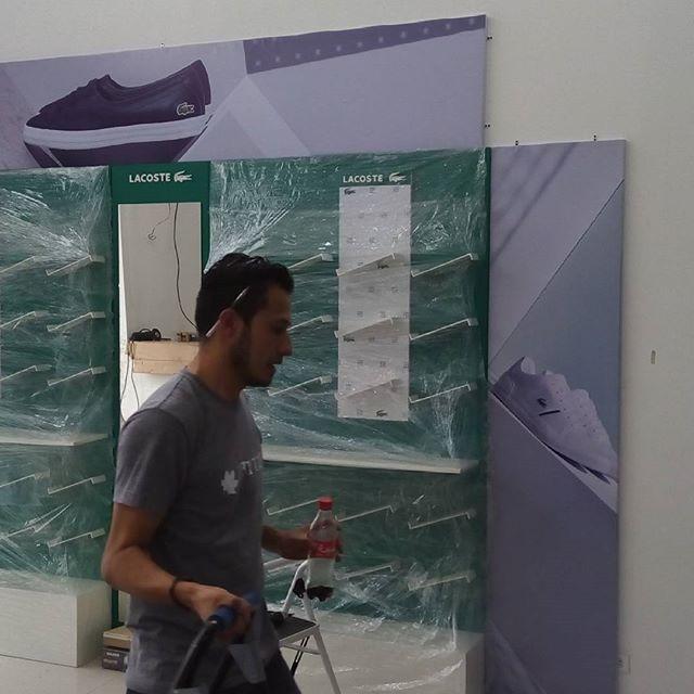 Diseño, Montaje de Stands & Sistemas de exhibición