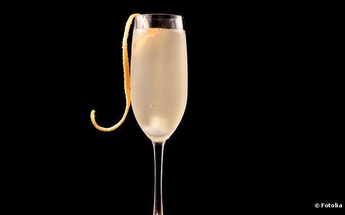 Recette Soupe de Champagne : cointreau, jus de citron et champagne !
