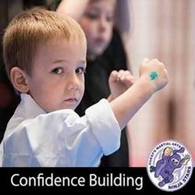 Confidence buiding begins with feelings of success, when you feel like you can do something well and are recognised by your teachers and peers as being good at what you do your confidence begins to grow.  http://www.guestsmartialarts.com.au/kids-martial-arts.html