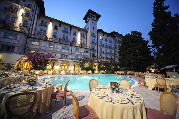 A fabulous #business #travel in #Italy? Hotel Savoy Palace - #lake #Garda