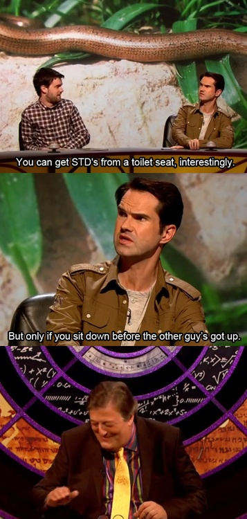 Jimmy Carr :)