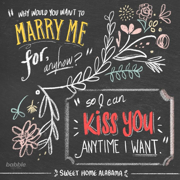 Top 25 Ideas About Marry Me Quotes On Pinterest