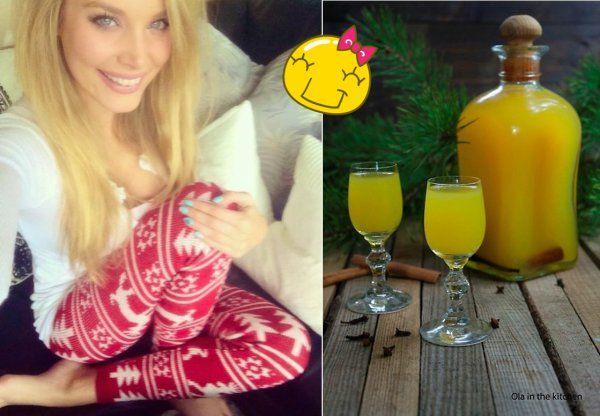 NALEWKA ŚWIĄTECZNA!!! Trzeba zrobić wcześniej by była gotowa do picia :)
