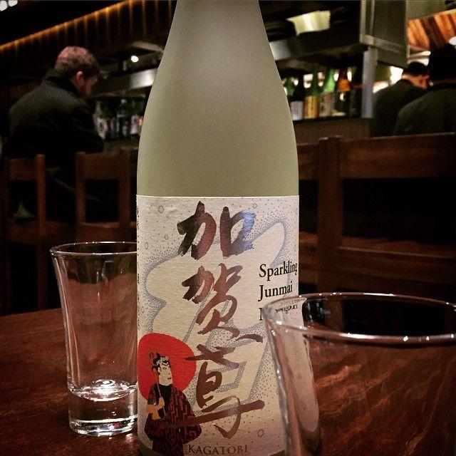 "NoMad Sake List / sparkling nigori Kagatobi junmai sparkling nigori  #sake #sakebar #nycsake #kagatobi #nigori #sparklingnigori #izakayanyc #izakayanomad #izakaya #gastropub #craftbeer #wine #vino #yakitori"""
