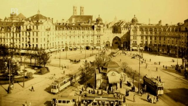 Der Karlsplatz in München  im 19. Jahrhundert | Bild: Bayerischer Rundfunk   Das alte München      Auf dem Weg zur Metropole      28.02.2014, 10:15 Uhr, Bayerisches Fernsehen     5 Min.