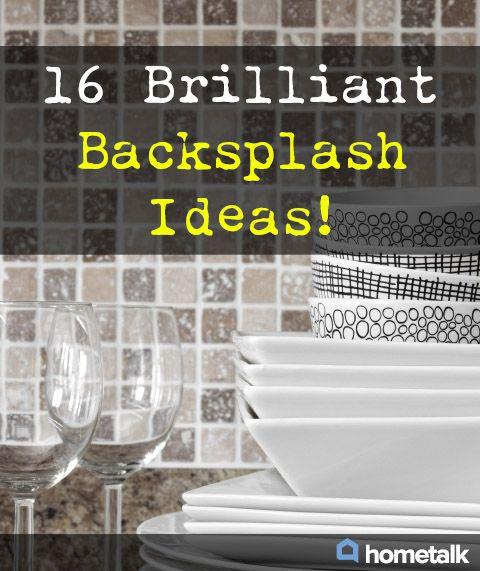 DIY Kitchen Backsplashes Idea Box by Stephanie  Sandpaper   Glue. 72 best Kitchen Backsplash images on Pinterest   Backsplash ideas