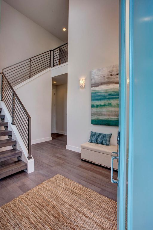 95 best images about remodel stairs, railings, hallways & storage ...