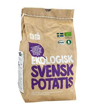Ekologisk Svensk Potatis - Garant
