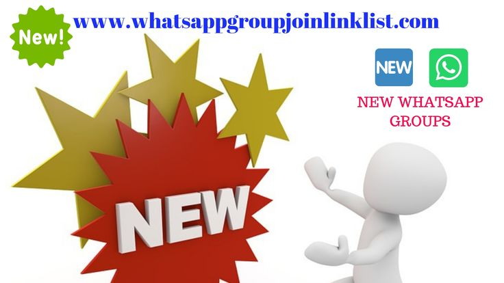 New WhatsApp Groups: New WhatsApp Group Join Link List