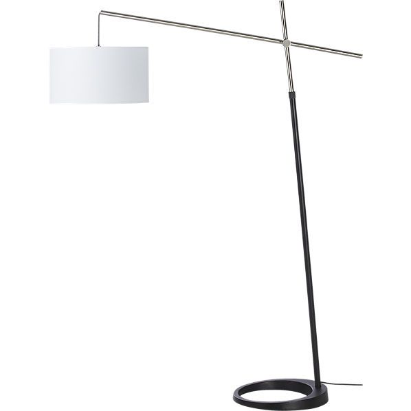 1000 images about home design on pinterest ottomans for Cb2 lamp pool floor lamp