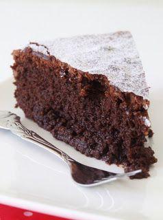 Zoet & Verleidelijk: Chocolademoussetaart