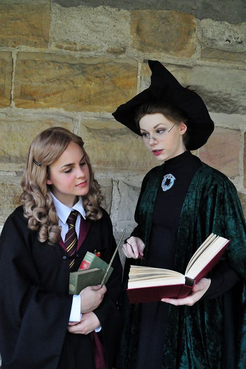 harry potter cosplay by - photo #42