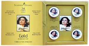 Shahnaz Husain Gold Facial Kit (Mini) 40g at Rs 403